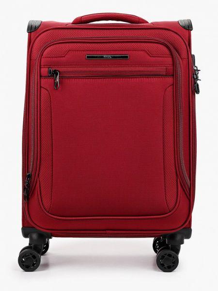 Красная сумка Verage