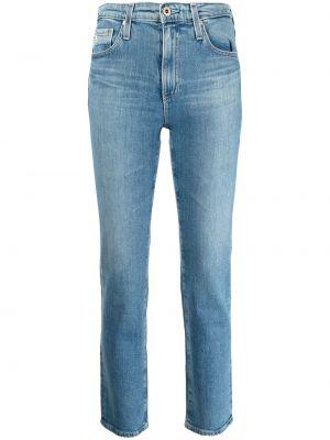 Джинсы классические - синие Ag Jeans
