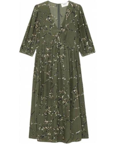 Zielona sukienka Ba&sh