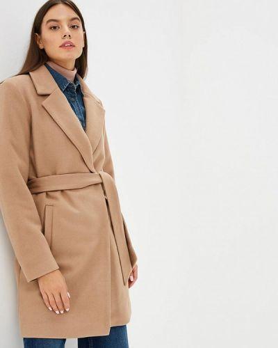 Пальто бежевое пальто Vila