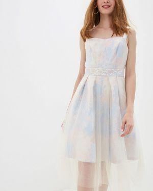 Вечернее платье осеннее Alexander Bogdanov