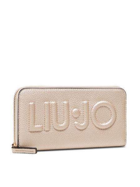 Złoty portfel Liu Jo