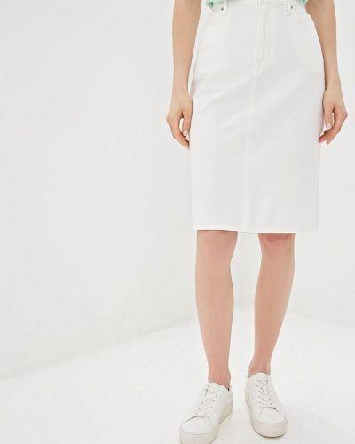3dc8b849100 Белые джинсовые юбки - купить в интернет-магазине - Shopsy