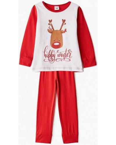Пижамная красная пижама Repost