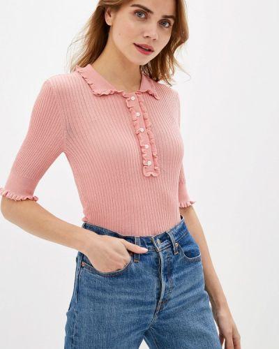 Блузка с коротким рукавом розовая Y.a.s.