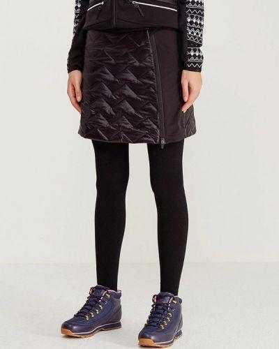 Черная юбка Icepeak