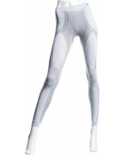 Серебряные брюки Accapi