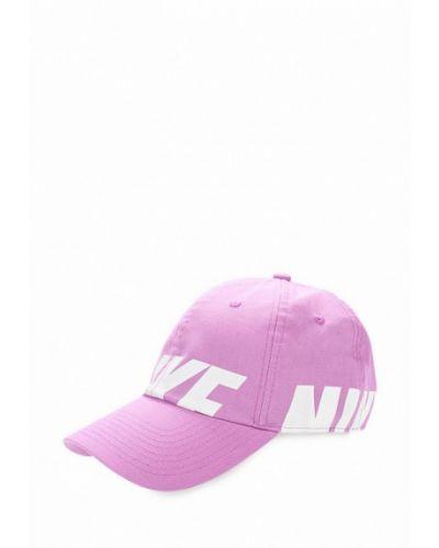 Фиолетовая панама Nike