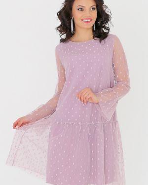 Вечернее платье летнее миди Dstrend