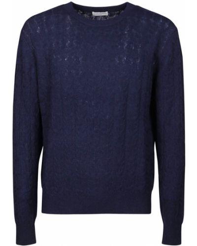 Niebieski sweter Ballantyne