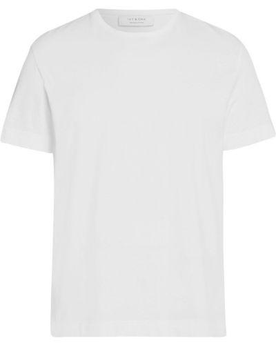 Biała koszulka oversize Ivy & Oak