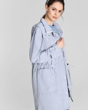 Куртка с капюшоном нейлоновая на молнии Ostin