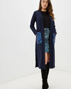 Свитер синий Alasia Fashion House