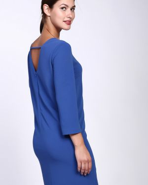 Платье с V-образным вырезом на молнии Just Valeri