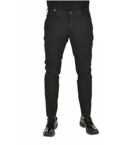 Czarne spodnie Atpco