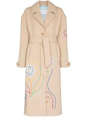 Длинное пальто Mira Mikati