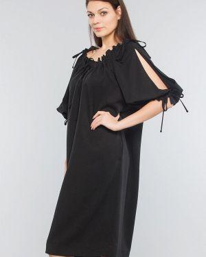 Черное платье Maxa