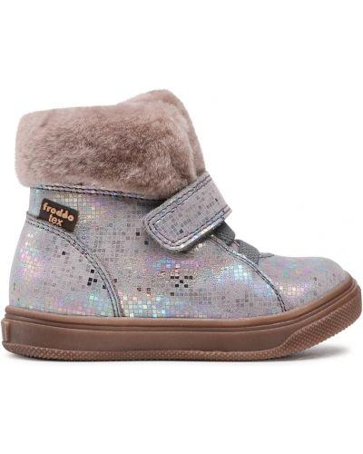 Ботинки - серые Froddo