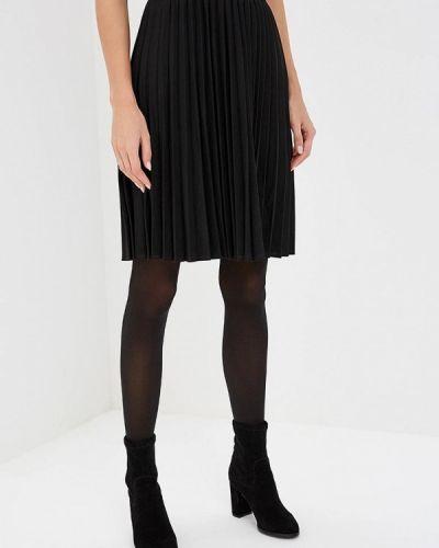 Плиссированная юбка черная турецкий Adl