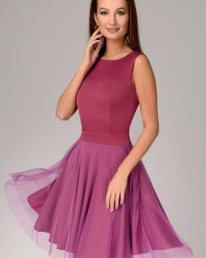Вечернее платье миди коктейльное 1001 Dress