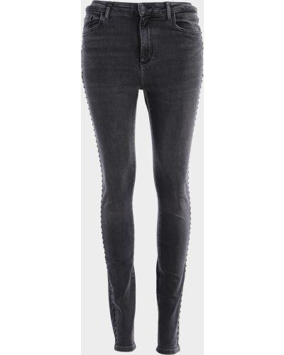 Облегающие джинсы - черные Armani Exchange