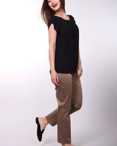Классические брюки с карманами с поясом Gerry Weber