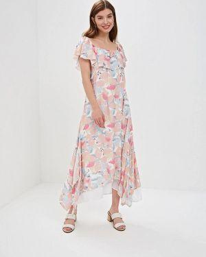 Летнее платье розовое Dizzyway