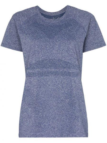 Хлопковая футболка - синяя Lndr