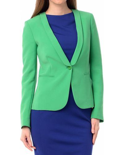Зеленый пиджак Pinko