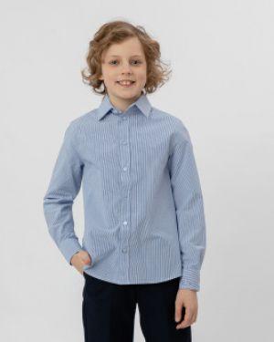 Рубашка в полоску Button Blue