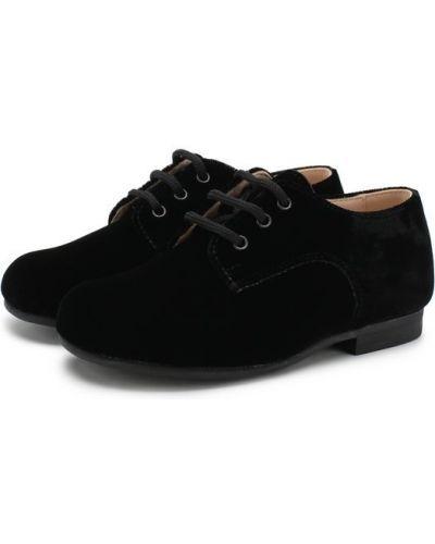 Туфли черные Il Gufo