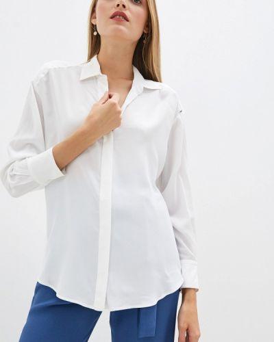 Блузка с длинным рукавом белая Sportmax Code