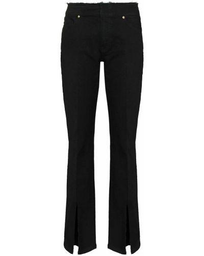 Czarne spodnie Frame