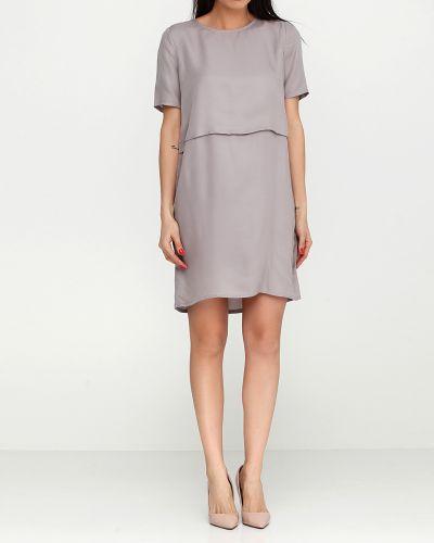 Платье - серое Minimum
