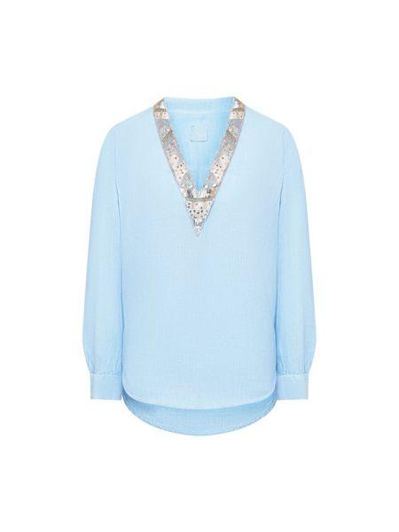 Блузка льняная 120% Lino