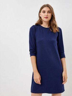 Платье осеннее прямое Q/s Designed By