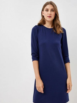 Платье - синее Q/s Designed By
