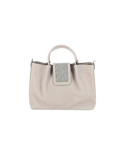 Кожаный сумка городская Fabiana Filippi