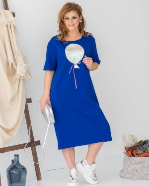 Летнее платье на резинке платье-сарафан Eliseeva Olesya