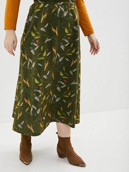 Зеленая юбка Gorda Bella