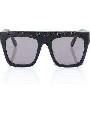 Okulary przeciwsłoneczne czarny Stella Mccartney Kids