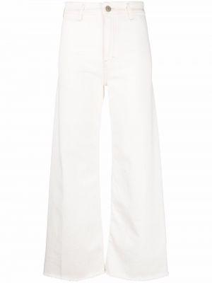 Широкие джинсы с завышенной талией Haikure