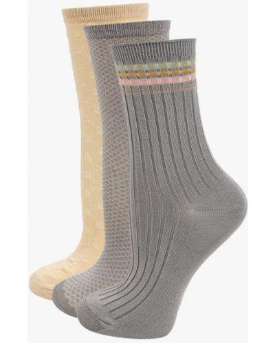 Серые носки Ichi