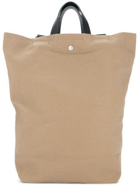 Кожаная сумка Cabas