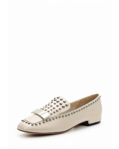 Бежевые туфли Winzor
