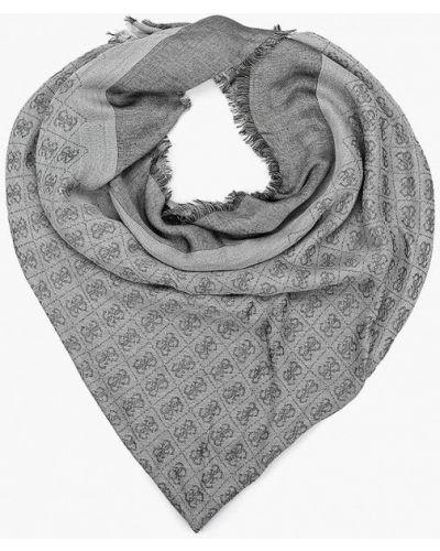 Серый платок носовой Guess