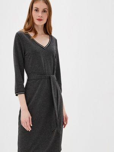 Платье серое вязаное Top Secret