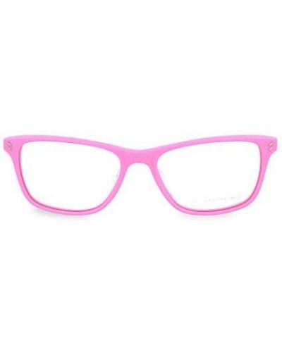 Klasyczne różowe okulary Stella Mccartney
