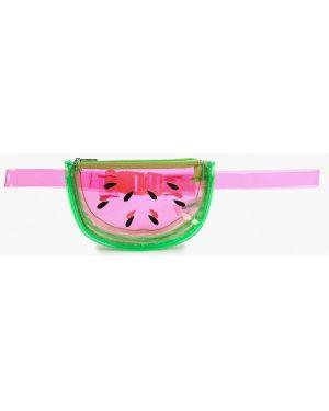 Сумка поясной розовый Acoola