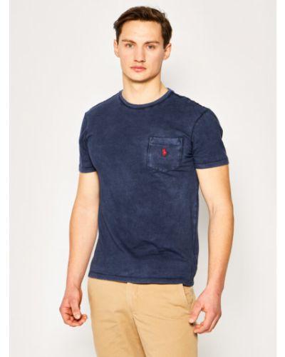 T-shirt - granatowa Polo Ralph Lauren